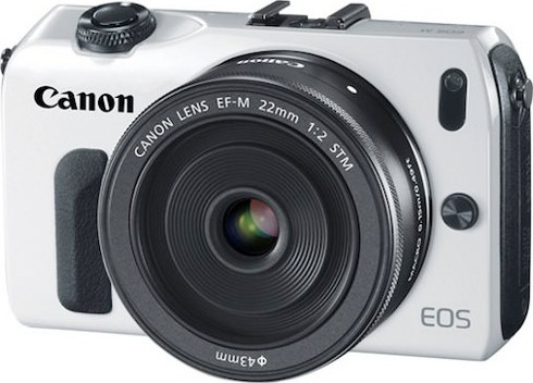 Canon EOS M Digital Camera 2012