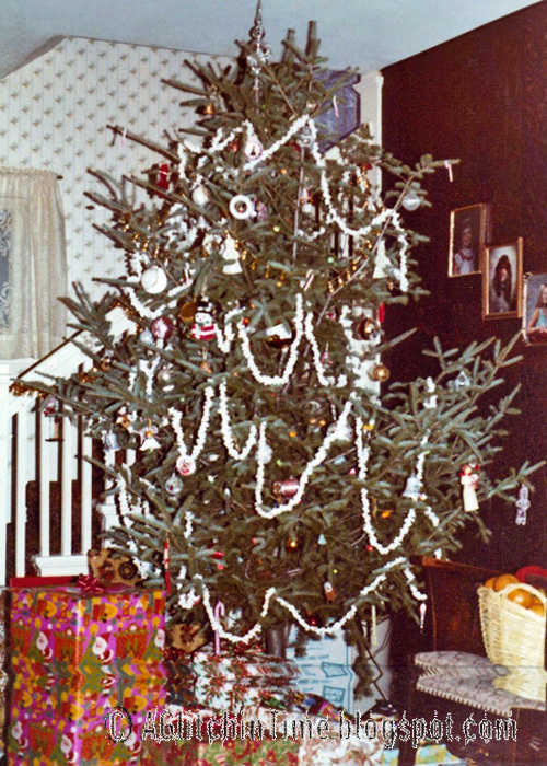 Christmas in Wisconsin 1970s