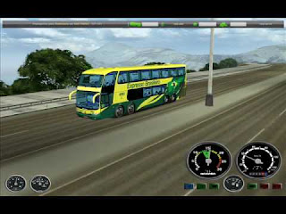 18 WHEELS OF STEEL HAULIN MOD BUS V3 - Divulgando