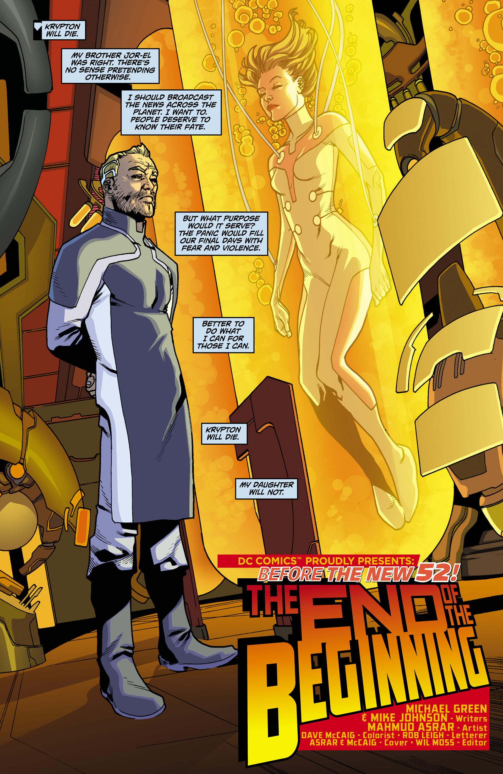 Supergirl (2011) Issue #0 #2 - English 2