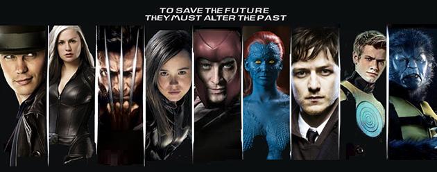X-men Budúca minulosť