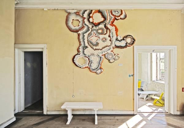 Funky friday blog schimmel op de muur - Kleden muur op ...