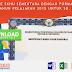 Template SKHU Sementara dengan Format Resmi SKHUN Tahun Pelajaran 2015 untuk SD, SMP, SMA