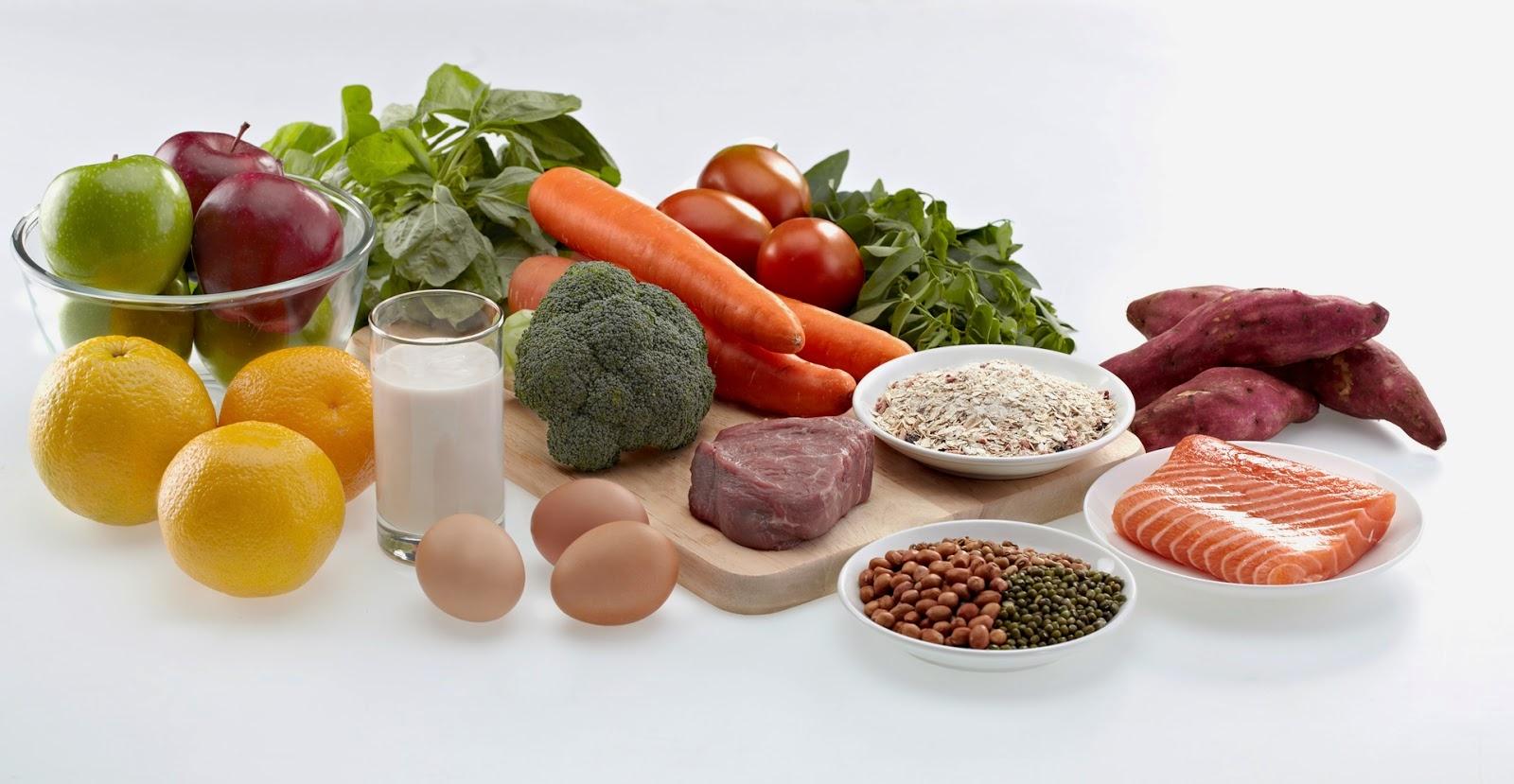 Daftar Menu Diet Sehat Sehari-hari