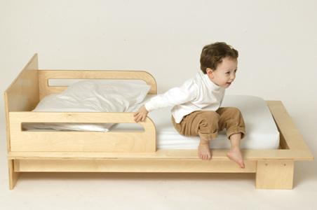 Quaintly Garcia Arlington Petra Toddler Bed
