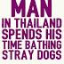 Πως περνά την ημέρα του ένας Ταυλανδός ;