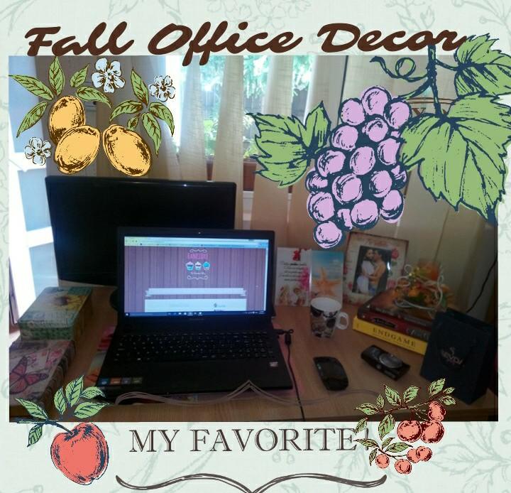 Hanelore decor de toamna pentru biroul tau fall office for Decora tu oficina