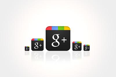 Descargar iconos de Google+