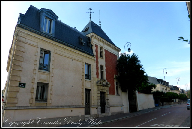 House Versailles weathervane