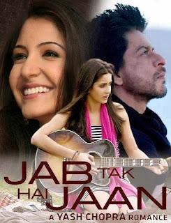 Jab Tak hai Jaan (2012) Subtitle Indonesia