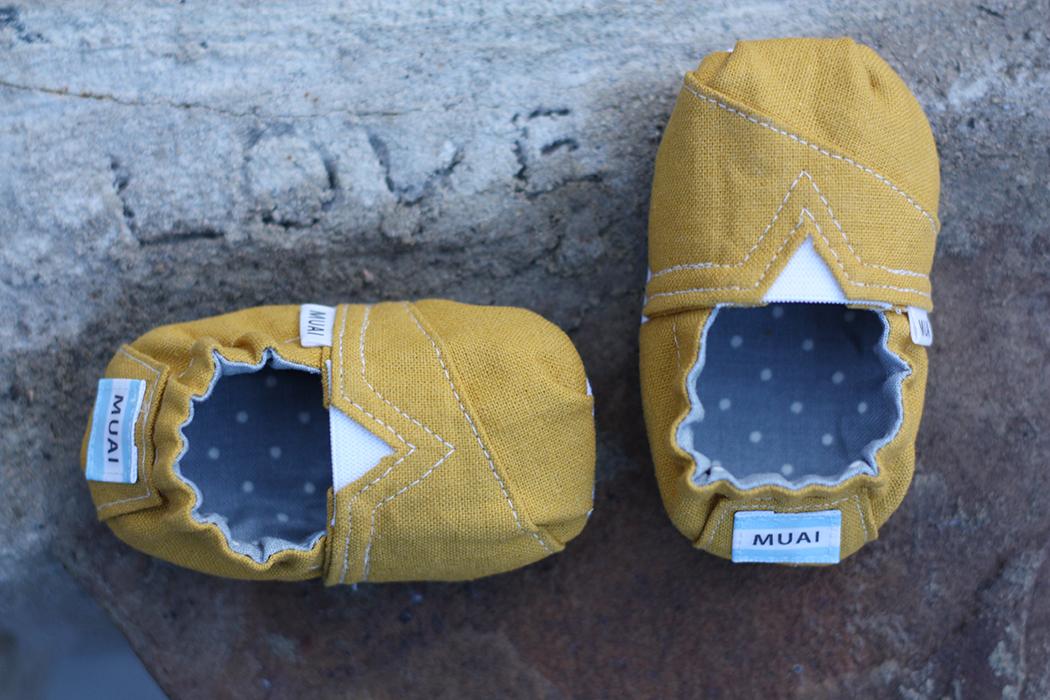 Обувь своими руками для малыша