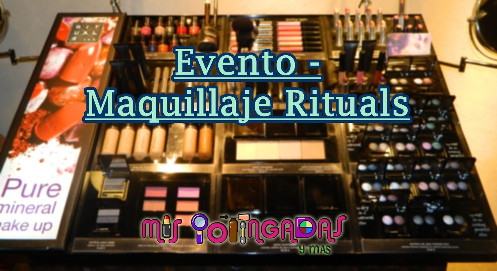maquillaje rituals
