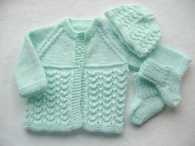Knitting Pattern For Ruffle Baby Vest : The Snail Garden: November 2011