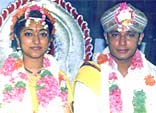 Darshan marriage