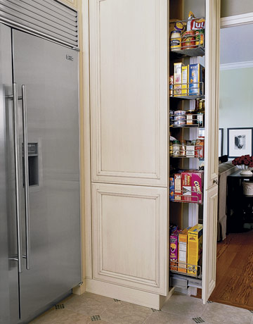 Kitchen Cabinet Features
