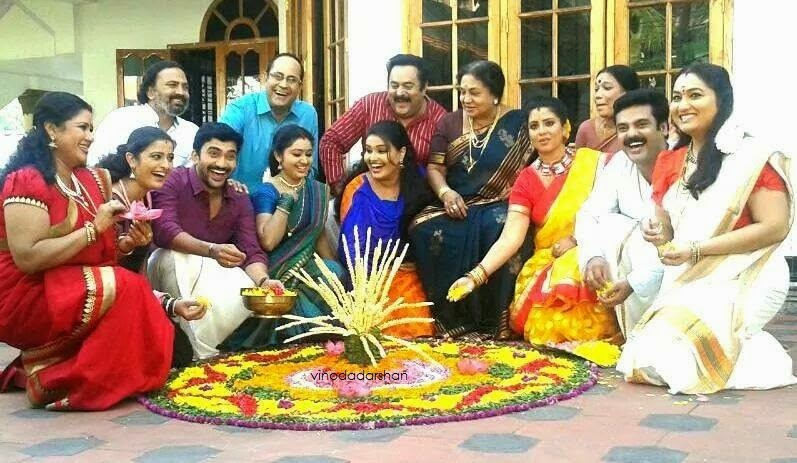Chandanamazha Serial on Asianet   Cast and Crew   Actors and Actress ...