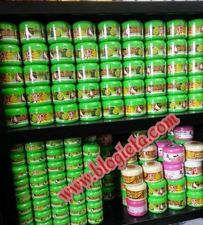 Bedak sejuk, Bedak Tanaka, Bedak wangi, Produk kecantikan, Rawatan Wajah, http//www.dunianiagaieta.blogspot.com/2014/04/bedak-tanaka.html