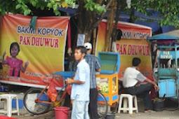 Mie Kopyok?Khas Semarang