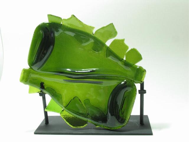 Esculturas em Fusing