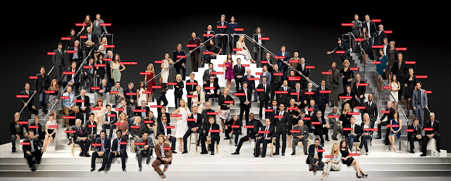 Paramount Pictures 100th Anniversary Photo (with names)
