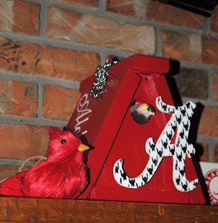 Alabama Birdhouse