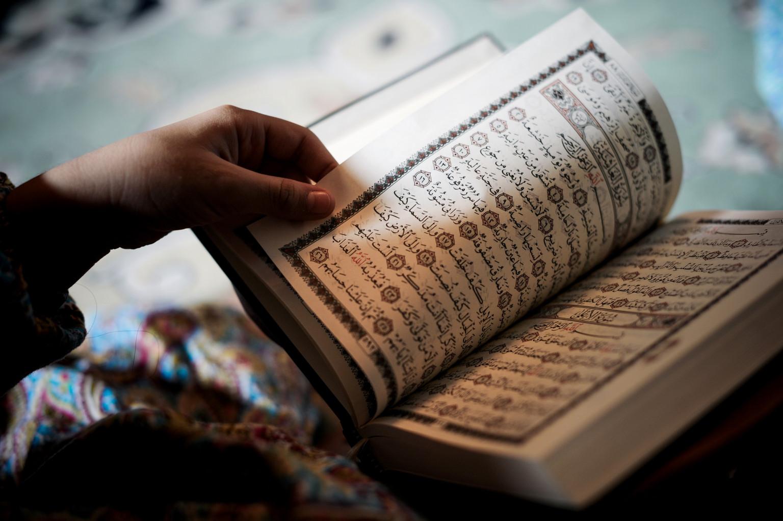 Yang Terbiasa Membaca Surat Ini Saat Malam Hari Maka Allah