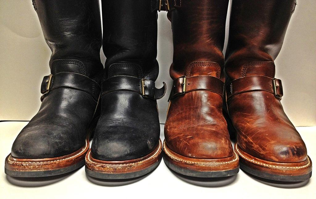 Vintage Engineer Boots: JOHN LOFGREN & CO. ENGINEER BOOTS ...