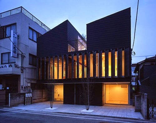 modern japanese house designs and model