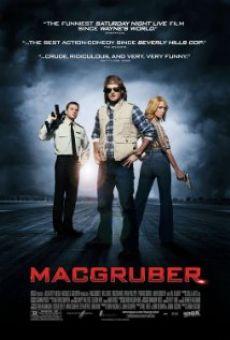 SIÊU ĐẶC VỤ MACGRUBER - MACGRUBER 2010