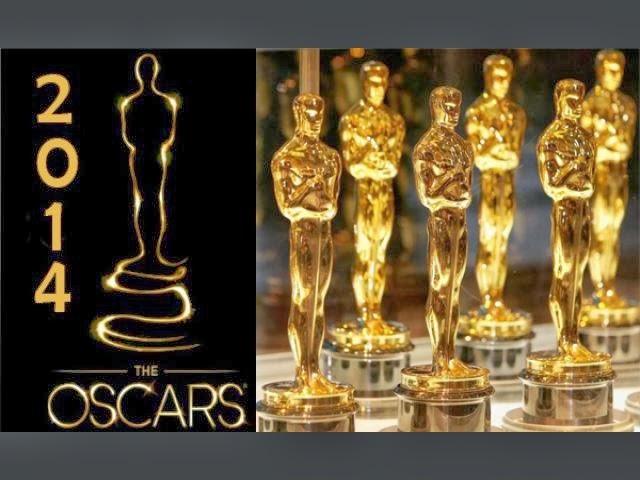 Todos los ganadores de los premios Oscar 2014