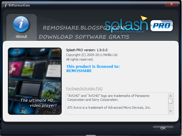 Splash Pro Ex 64 Bit Windows