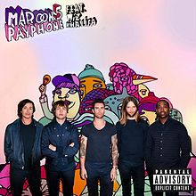 Lirik Lagu Payphone Maroon5 | Terjemahan Lagu Payphone
