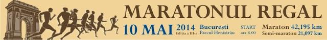Maratonul Regal 10 mai 2014