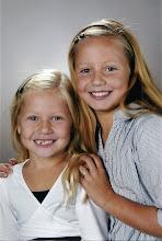 Luciënne en Joëlle