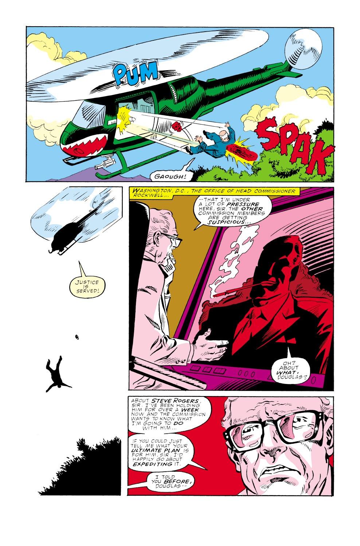 Captain America (1968) Issue #347 #277 - English 14