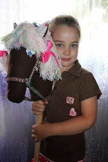 Лошадь для ребенка