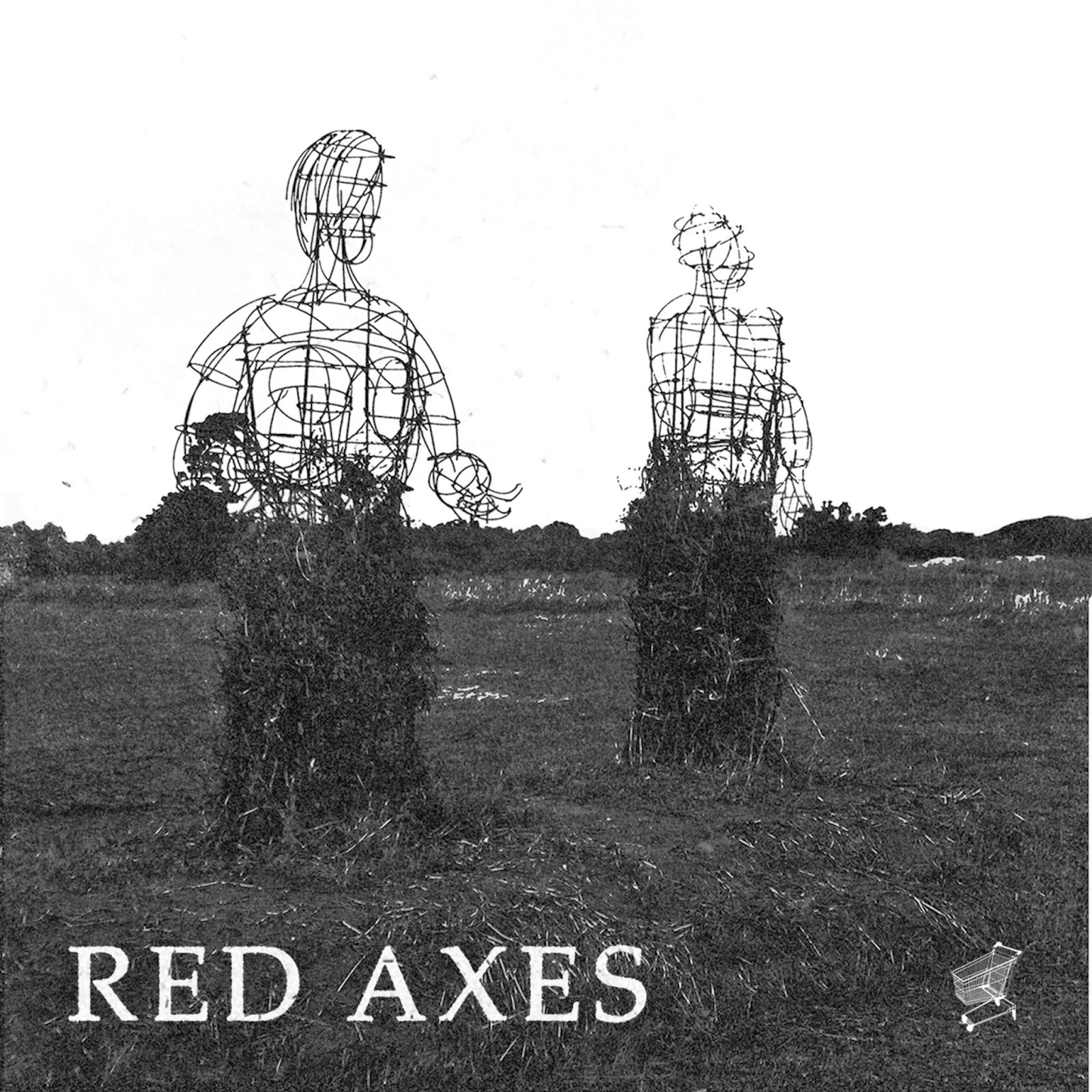 discosafari - RED AXES - Kicks Out of You EP - I'm a Cliché