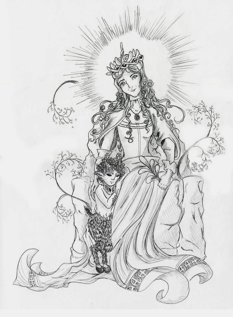 Excepcional Buena Pastora Para Colorear Bosquejo - Dibujos Para ...