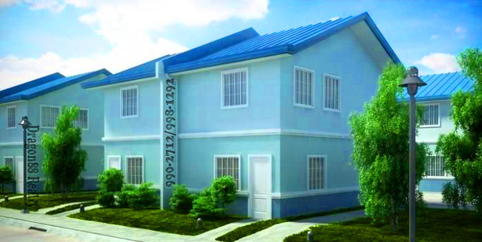 House and lot in bancal carmona cavite near sm dasma for Duplex builders near me