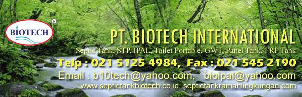 Septic tank biotech / daftar harga biotech / Stp biotech / Septic tank bio / Bio septic tank