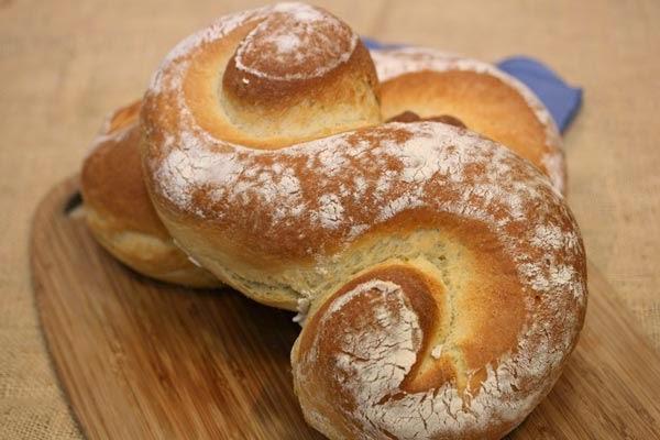 Sourdough Scroll Bread