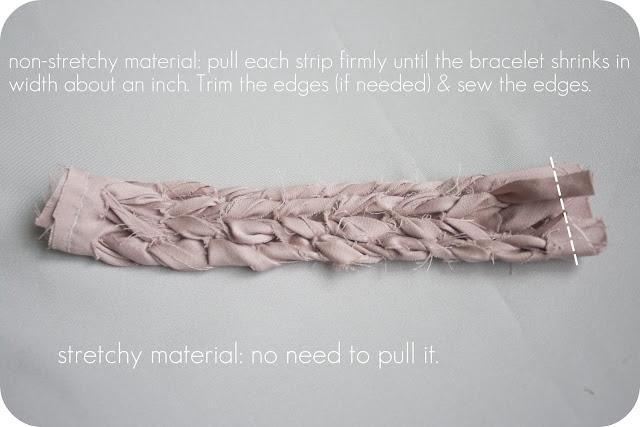 how to make japan rope bracelet