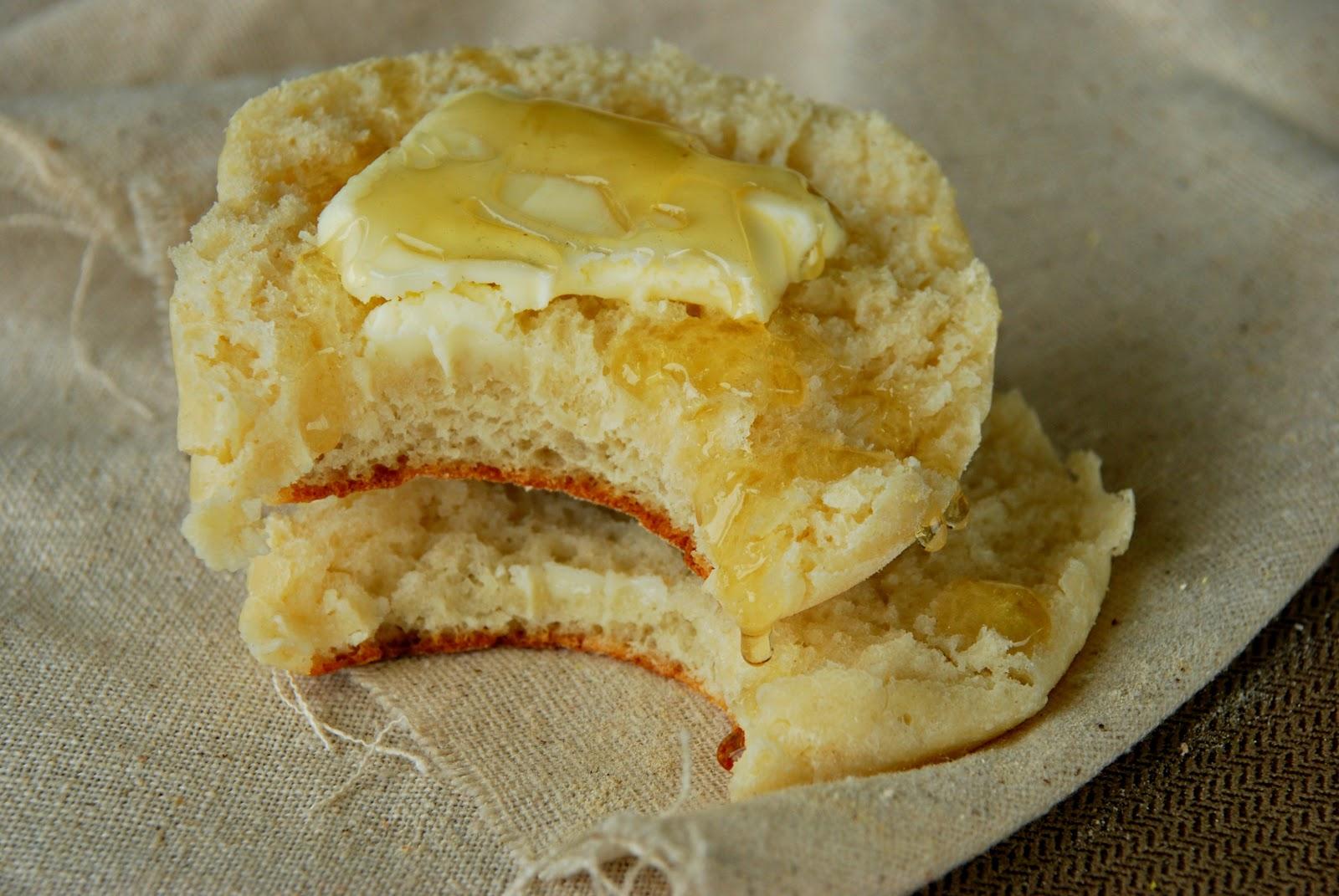 my fair baking: homemade english muffins