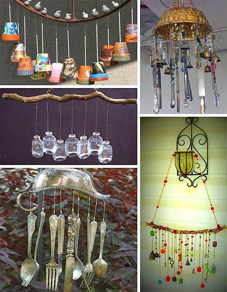 Karen's Suncatchers Corner: How to Make Wind Chimes For Use With ...