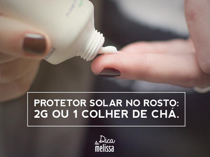 DeaTwilightZone - dica para protetor solar