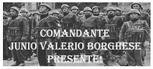 COMANDANTE VALERIO BORGHESE