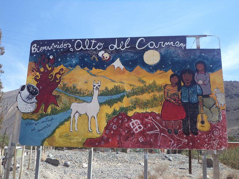 Bienvenidos a Alto del Carmen