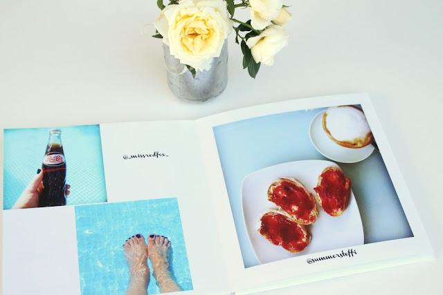 Fotobuch Dankbarkeitschallenge Pixum