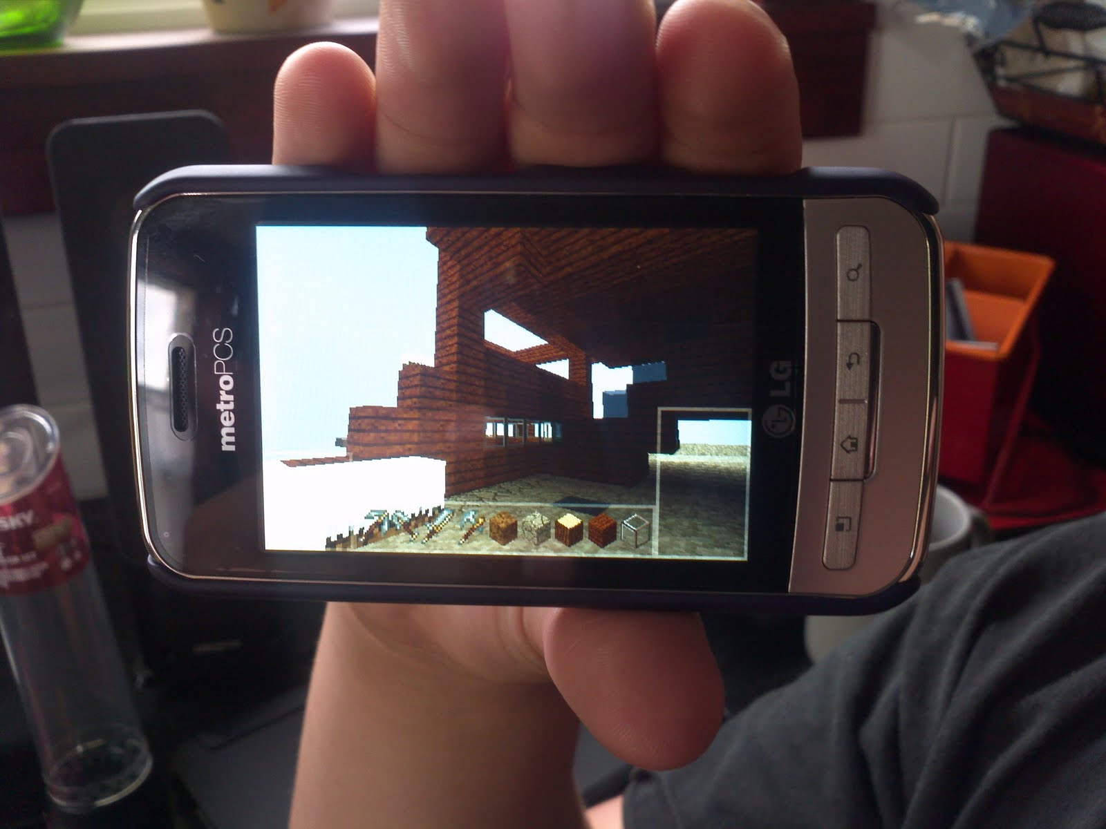how to play minecraft on my tablet