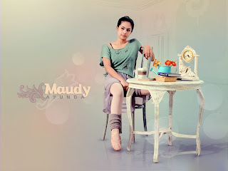 Maudy Ayunda sexy Wallpaper